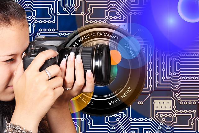 Neue Spiegelreflexkamera